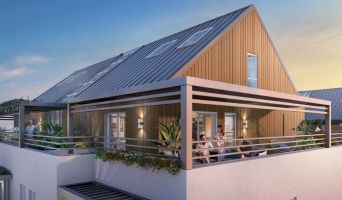 Résidence « Green Valley » programme immobilier neuf en Loi Pinel à Rumilly n°2