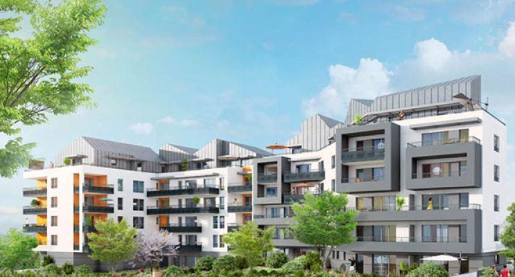 Photo du Résidence « ParadoXe » programme immobilier neuf en Loi Pinel à Saint-Julien-en-Genevois