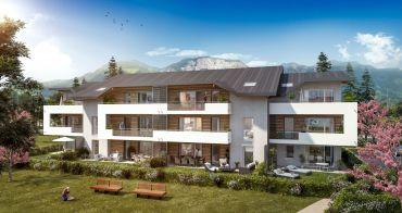 Saint-Pierre-en-Faucigny programme immobilier neuf « Autour d'un Jardin » en Loi Pinel