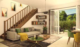 Saint-Pierre-en-Faucigny programme immobilier neuve « Programme immobilier n°216549 » en Loi Pinel  (3)