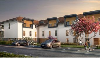 Photo du Résidence « Le Domaine des Grives » programme immobilier neuf en Loi Pinel à Saint-Pierre-en-Faucigny