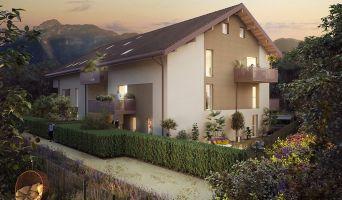 Saint-Pierre-en-Faucigny programme immobilier neuve « Programme immobilier n°219570 » en Loi Pinel  (2)