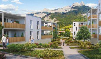 Photo du Résidence « Agate » programme immobilier neuf en Loi Pinel à Sallanches