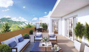 Sallanches programme immobilier neuve « Agate »  (2)