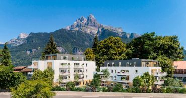 Sallanches programme immobilier neuf « Up » en Loi Pinel