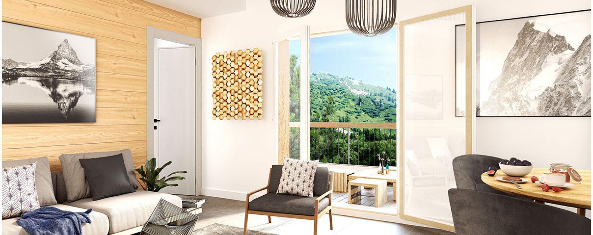 Samoëns : programme immobilier neuve « Le 7 » (3)