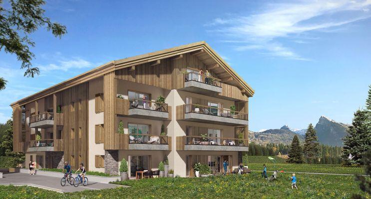 Photo du Résidence « Le 7 » programme immobilier neuf en Loi Pinel à Samoëns