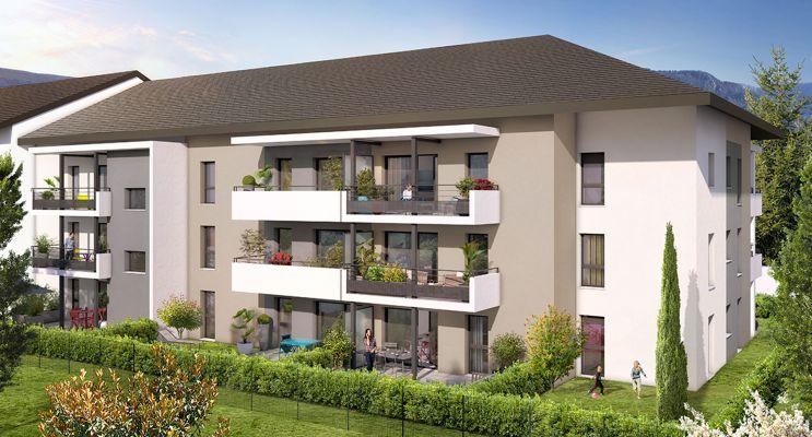 Photo du Résidence « L'Eternelle » programme immobilier neuf à Scionzier