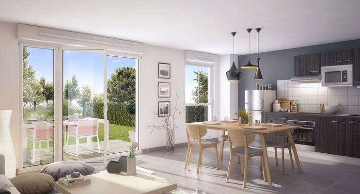Photo n°2 du Résidence « L'Eternelle » programme immobilier neuf en Loi Pinel à Scionzier