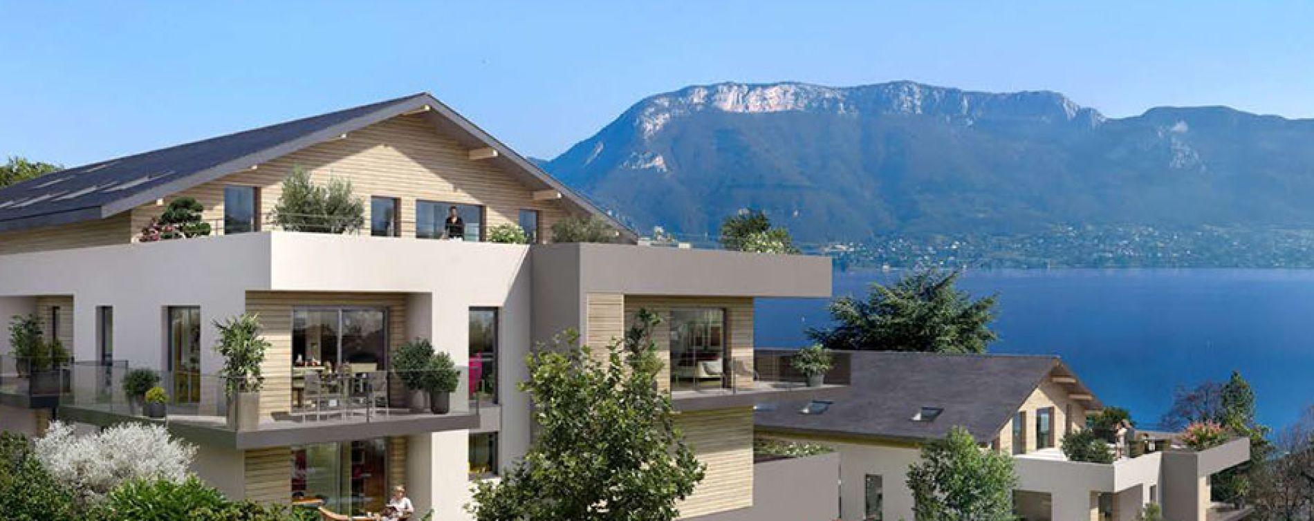 les terrasses du lac s vrier programme immobilier neuf n. Black Bedroom Furniture Sets. Home Design Ideas