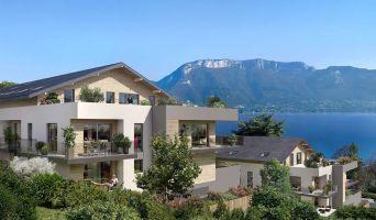 Programme immobilier neuf à Sévrier (74320)
