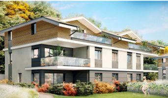 Résidence « O'Lac » programme immobilier neuf à Sévrier n°1