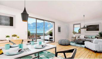 Résidence « O'Lac » programme immobilier neuf à Sévrier n°2