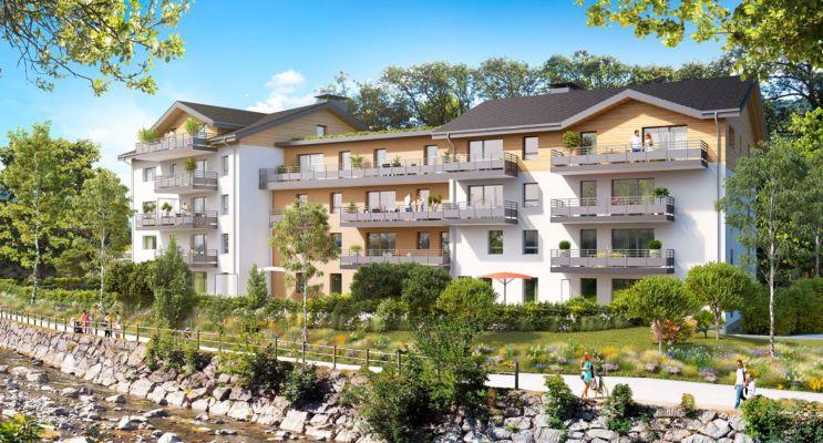 Résidence « Insitu » programme immobilier neuf en Loi Pinel à Thônes n°2