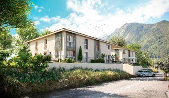 Photo du Résidence « Les Carrés du Jardin d'Eole » programme immobilier neuf en Loi Pinel à Thônes