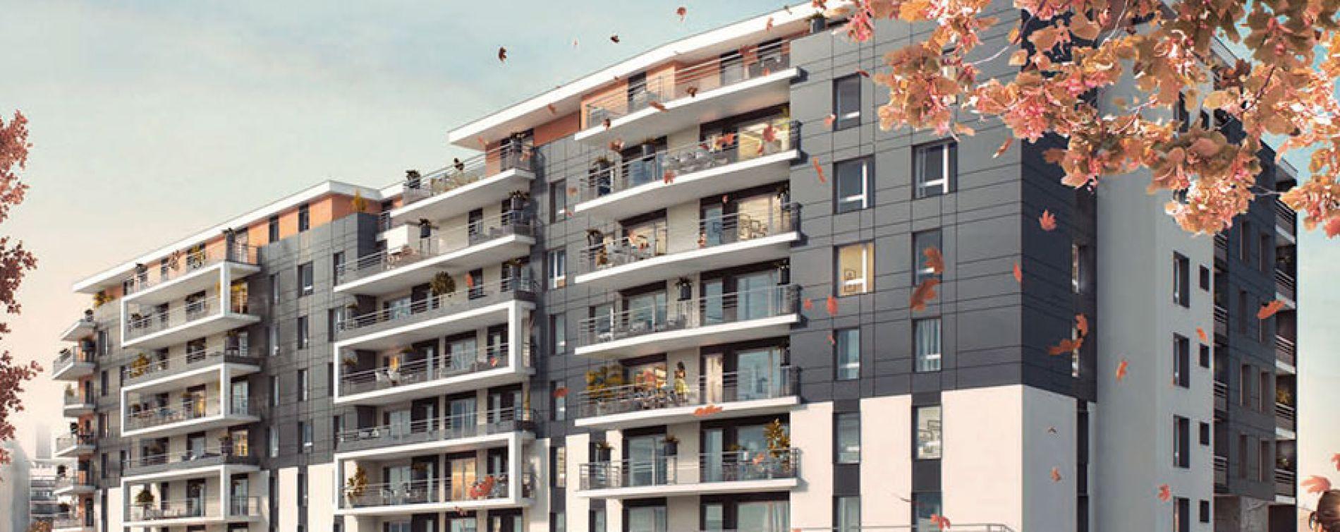 Thonon-les-Bains : programme immobilier neuve « City Zen »