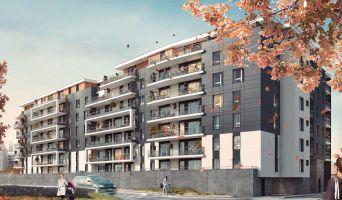 Résidence « City Zen » programme immobilier neuf en Loi Pinel à Thonon-les-Bains n°1