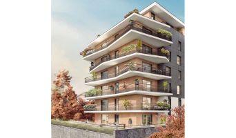 Résidence « City Zen » programme immobilier neuf en Loi Pinel à Thonon-les-Bains n°2