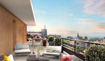Résidence « City Zen » programme immobilier neuf en Loi Pinel à Thonon-les-Bains n°3