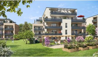 Thonon-les-Bains : programme immobilier neuf « Côté Leman » en Loi Pinel