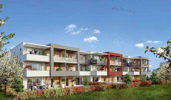 Photo du Résidence « Domaine des Rubis » programme immobilier neuf en Loi Pinel à Thonon-les-Bains