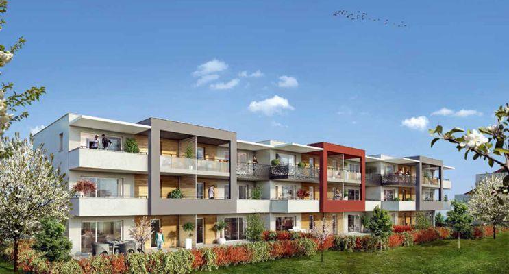 Résidence « Domaine Des Rubis » programme immobilier neuf en Loi Pinel à Thonon-les-Bains n°1