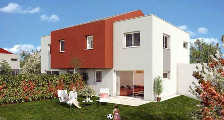 Résidence « Domaine Des Rubis » programme immobilier neuf en Loi Pinel à Thonon-les-Bains n°2