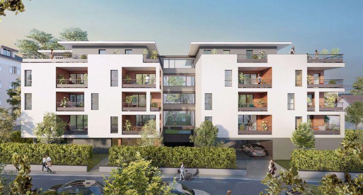 Photo du Résidence « Intimi'T » programme immobilier neuf à Thonon-les-Bains