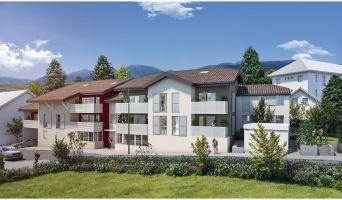 Thonon-les-Bains programme immobilier neuf « Le Clos D'Avully