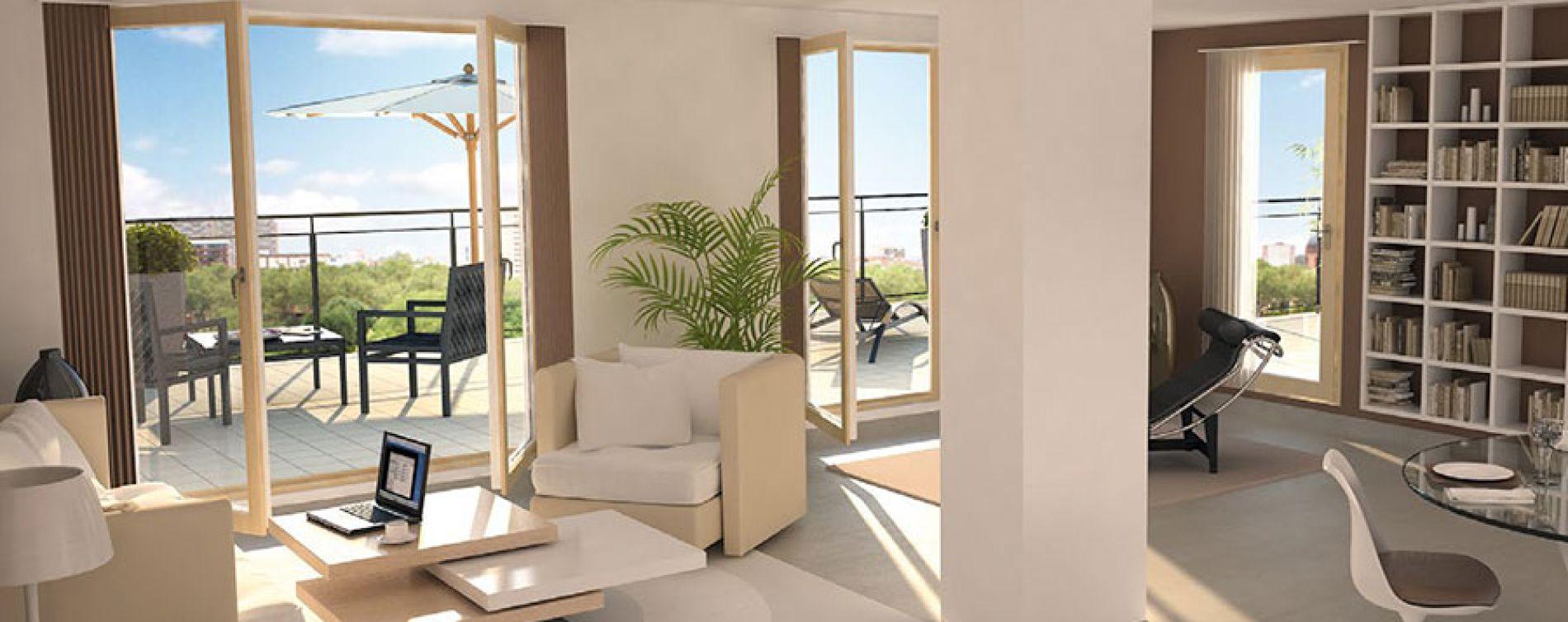 Les Suites du Lac à Thonon-les-Bains programme immobilier neuf n° 212241