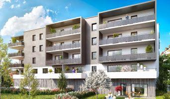 Résidence « Néo » programme immobilier neuf en Loi Pinel à Thonon-les-Bains n°2