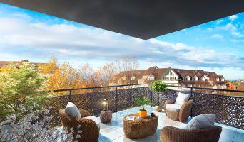 Résidence « Néo » programme immobilier neuf en Loi Pinel à Thonon-les-Bains n°3