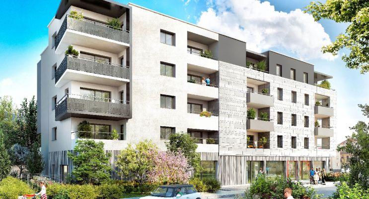 Photo du Résidence « Néo » programme immobilier neuf en Loi Pinel à Thonon-les-Bains