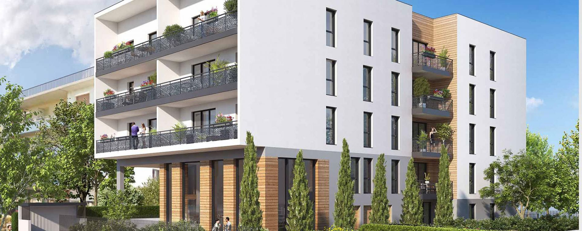 Résidence Sens'City à Thonon-les-Bains