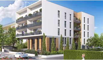 Photo du Résidence « Sens'City » programme immobilier neuf en Loi Pinel à Thonon-les-Bains