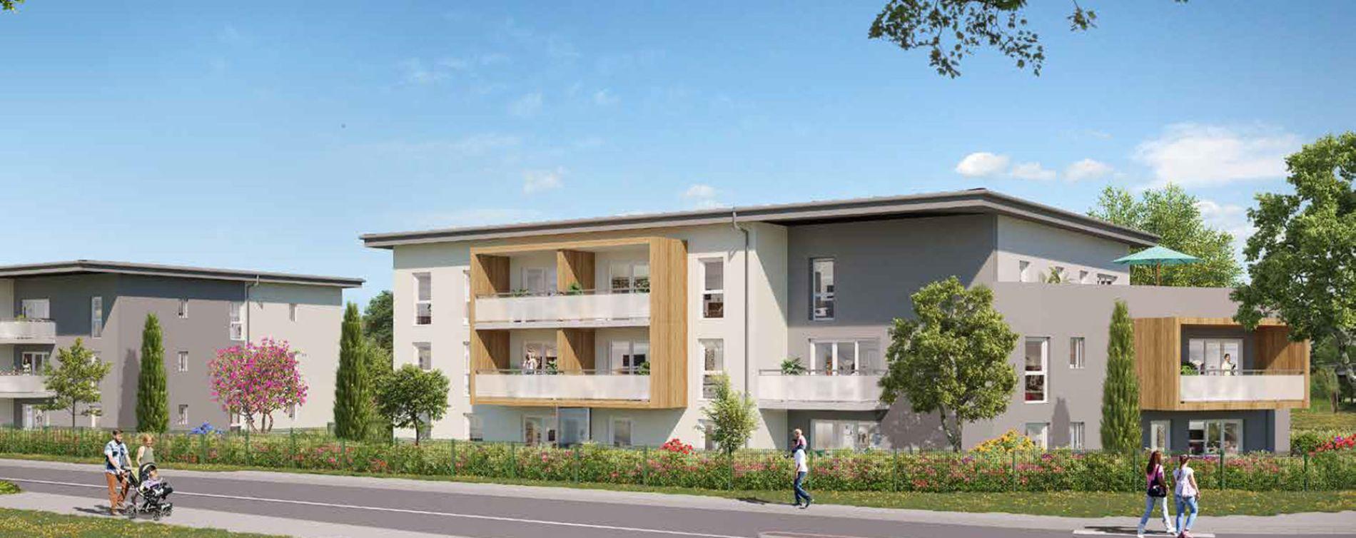 Résidence Trio Verde à Thonon-les-Bains
