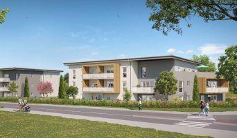 Résidence « Trio Verde » programme immobilier neuf en Loi Pinel à Thonon-les-Bains n°1
