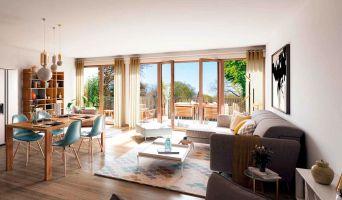 Photo du Résidence « Oxygène » programme immobilier neuf en Loi Pinel à Thorens-Glières
