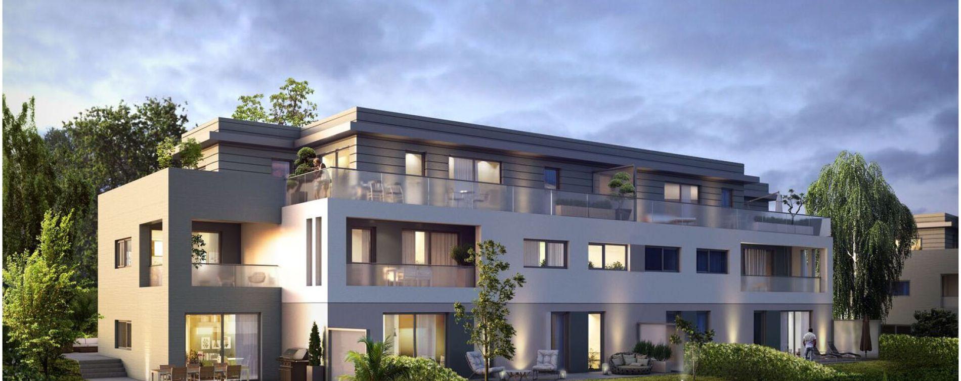 Vétraz-Monthoux : programme immobilier neuve « Domaine de Lux'Or Tr 2 » en Loi Pinel
