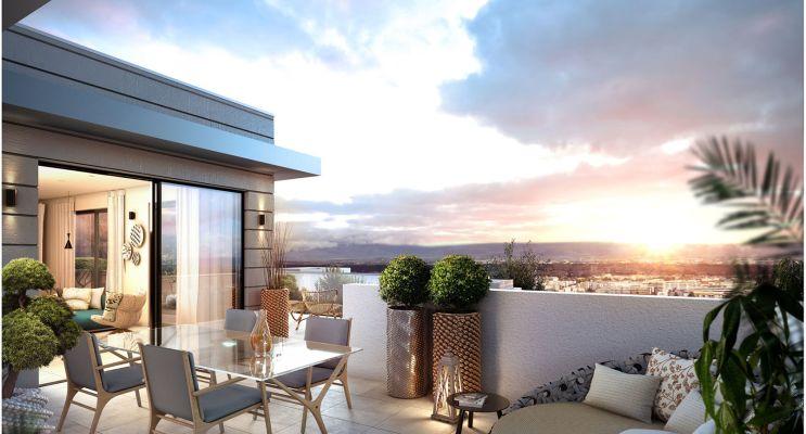 Vétraz-Monthoux programme immobilier neuf « Domaine de Lux'Or » en Loi Pinel