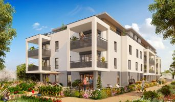 Photo du Résidence « Le Dahlia » programme immobilier neuf en Loi Pinel à Vétraz-Monthoux