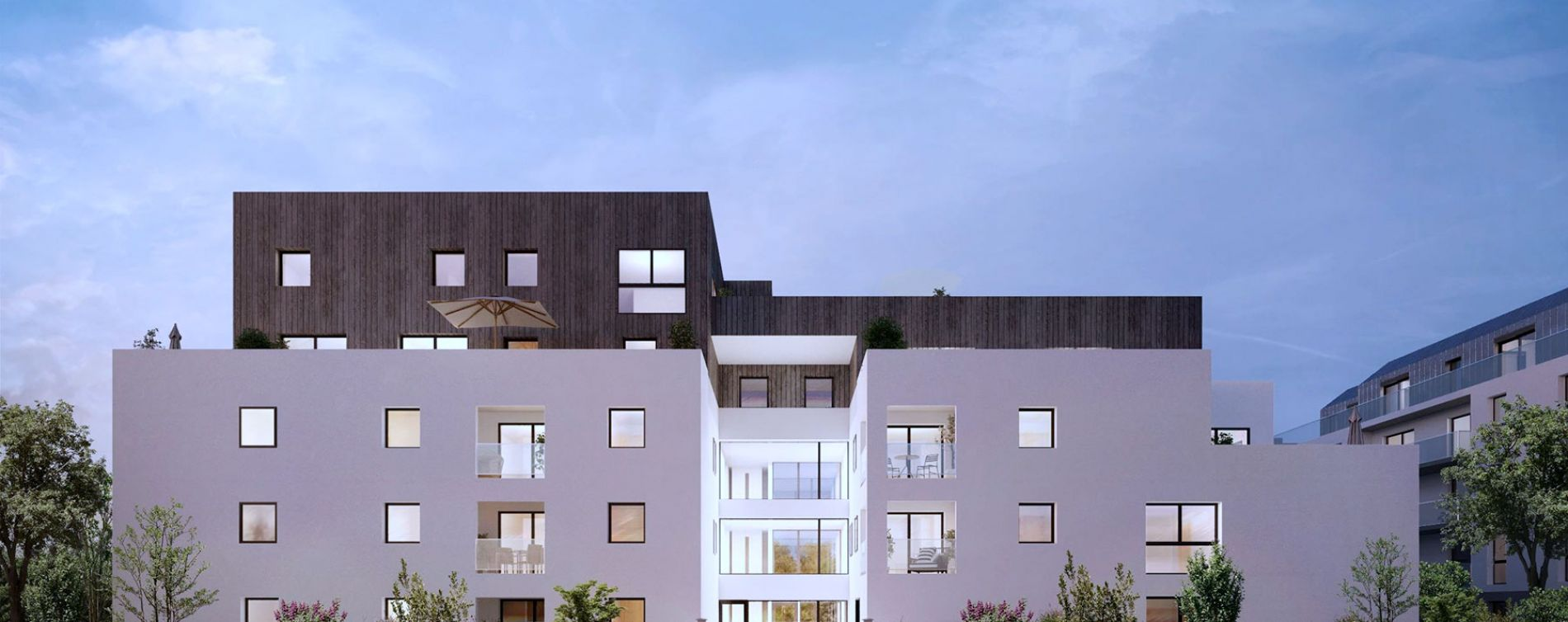 Résidence Terrasses d'Estelle à Ville-la-Grand