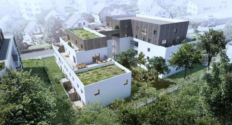 Résidence « Terrasses D'Estelle » programme immobilier neuf en Loi Pinel à Ville-la-Grand n°1