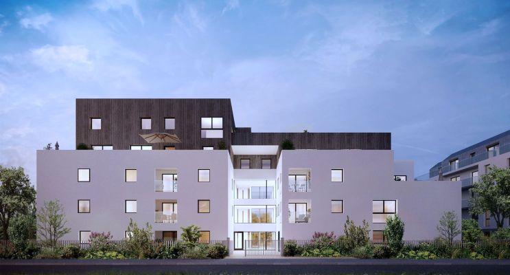 Résidence « Terrasses D'Estelle » programme immobilier neuf en Loi Pinel à Ville-la-Grand n°2