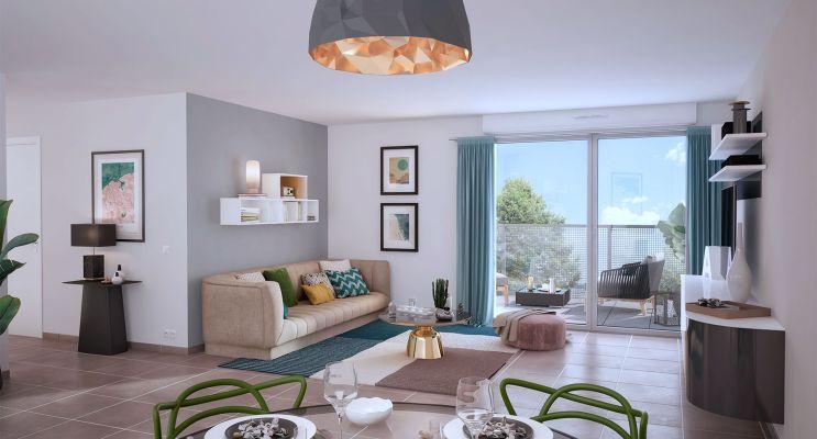 Résidence « Cap Vallée » programme immobilier neuf en Loi Pinel à Vougy n°2