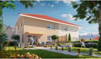 Photo du Résidence « Les Carrés des Valérianes - de la Chapelle » programme immobilier neuf en Loi Pinel à Vougy