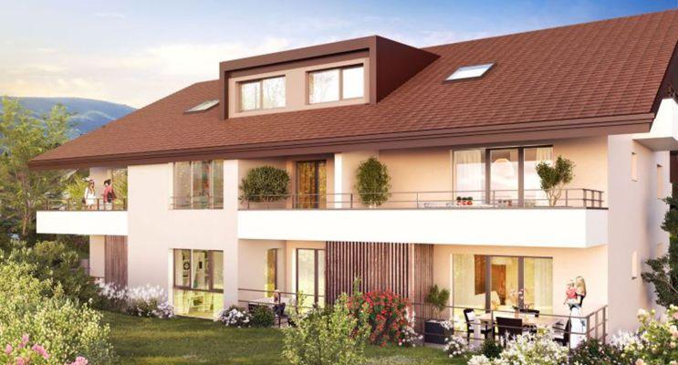 Photo du Résidence « Campagne ! » programme immobilier neuf en Loi Pinel à Vulbens
