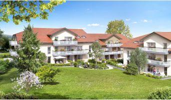 Résidence « Les 2 Cèdres » programme immobilier neuf en Loi Pinel à Vulbens n°1