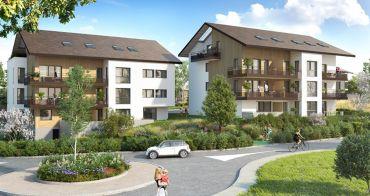 Vulbens programme immobilier neuf « Lignes et Collines »