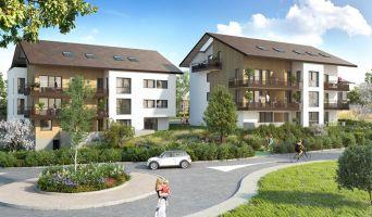 Photo du Résidence « Lignes et Collines » programme immobilier neuf en Loi Pinel à Vulbens